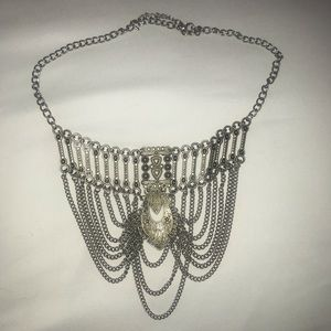 Forever 21 Bib necklace